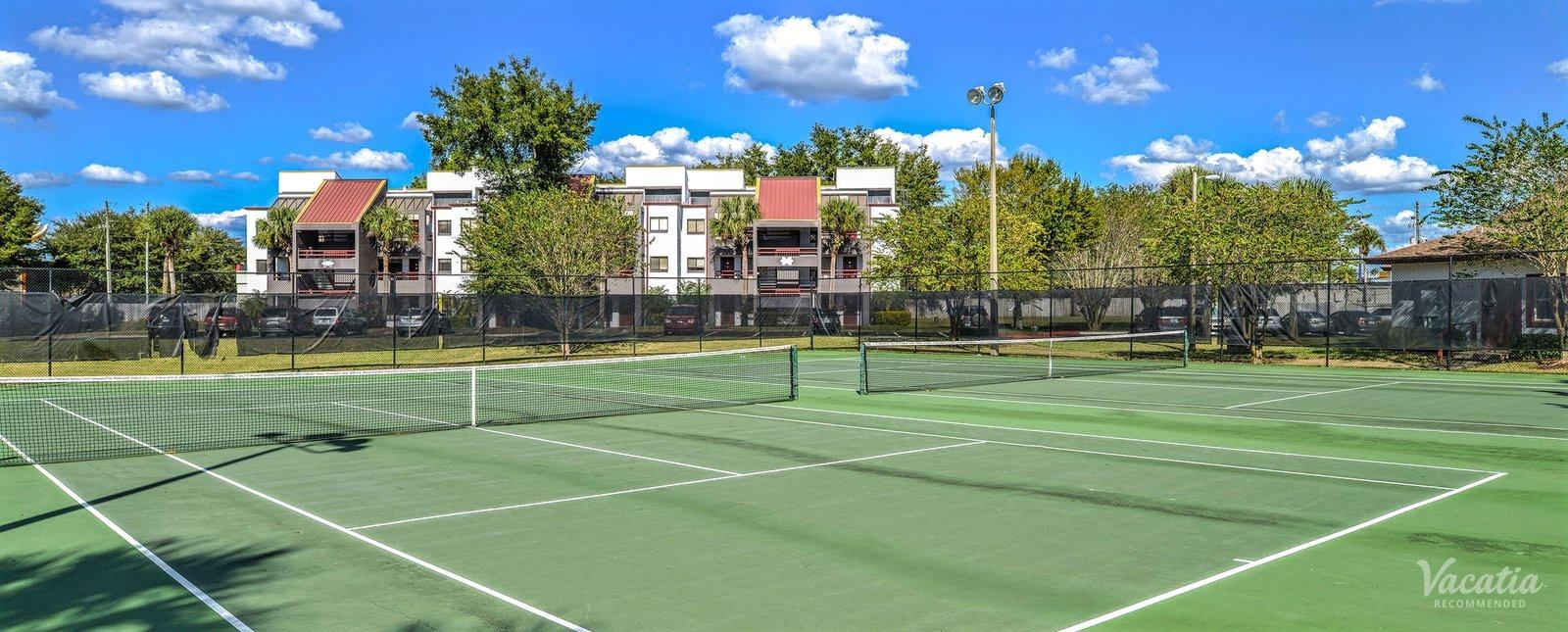 Orbit One Vacation Villas Tennis Courts
