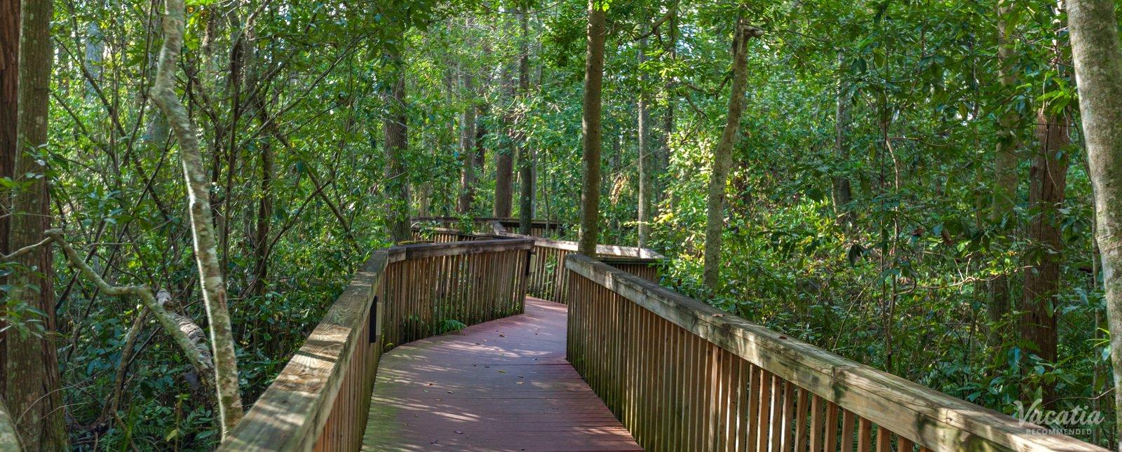 Parkway International Resort Walking Trails