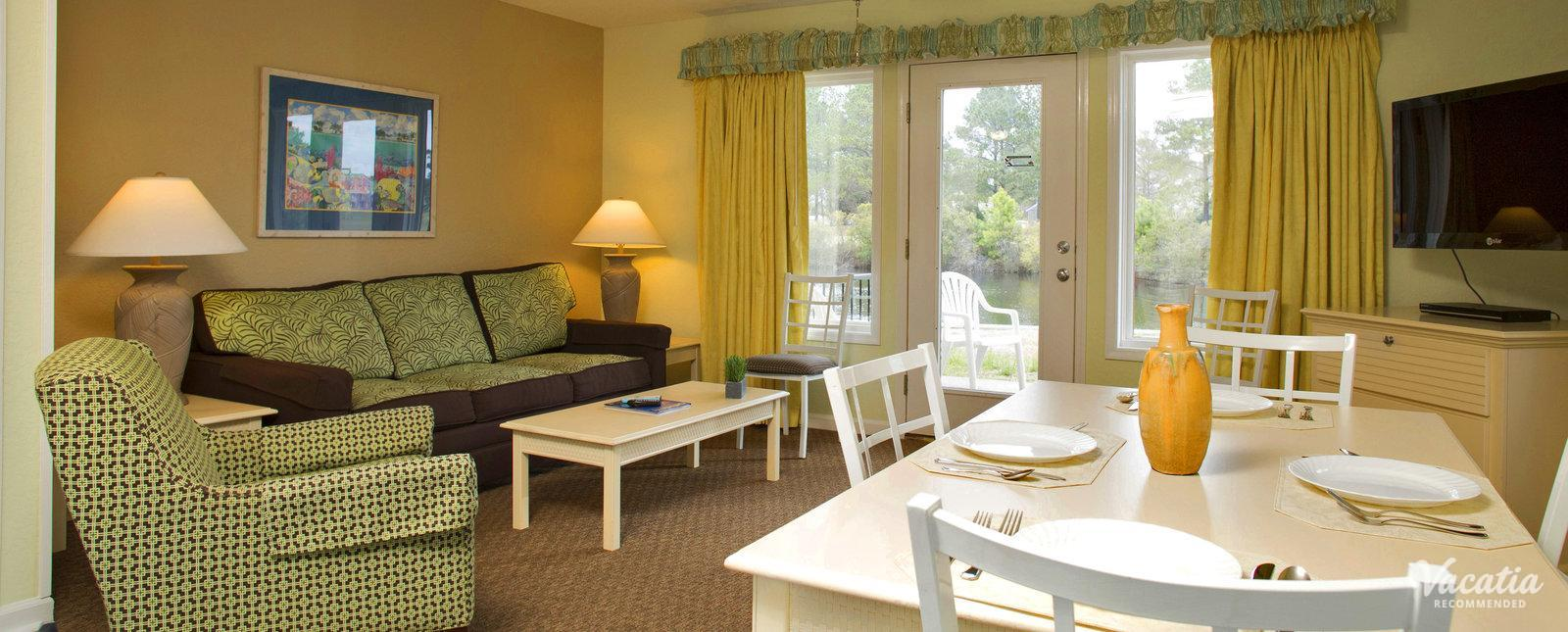 Plantation Resort of Myrtle Beach large vacation rentals