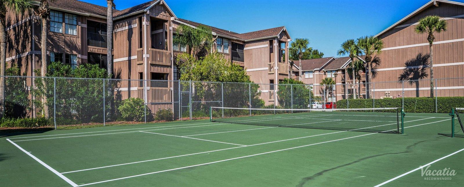 Polynesian Isles Resort Tennis Courts