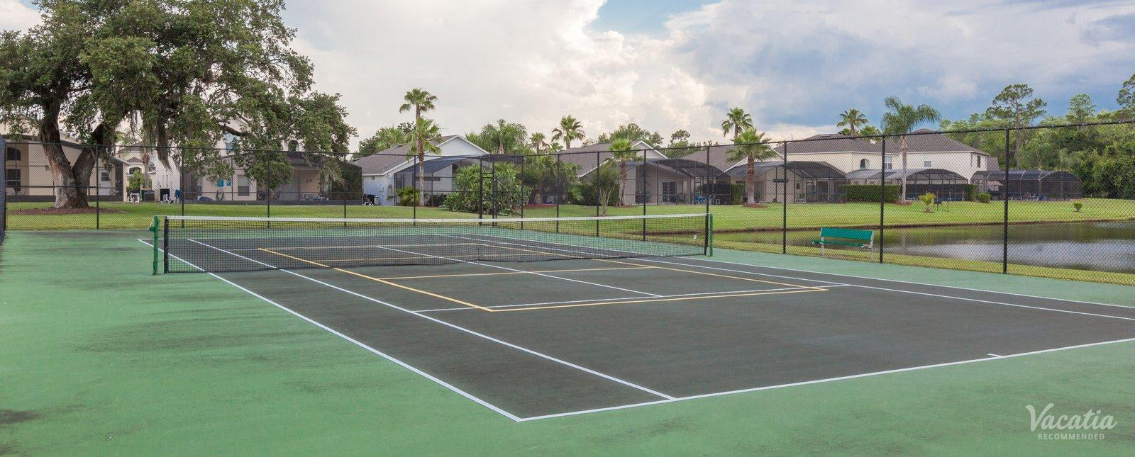 Regal Oaks Orlando Tennis Courts