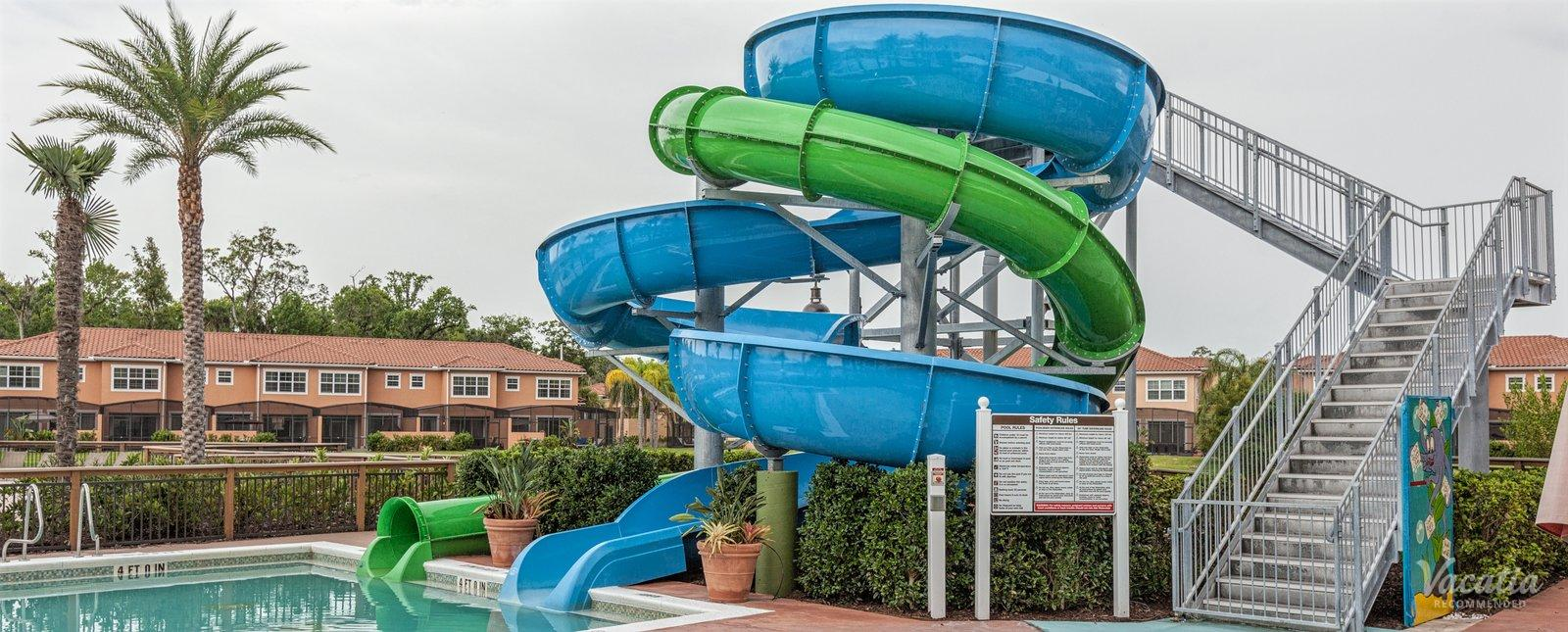 Regal Oaks Orlando Water Slide