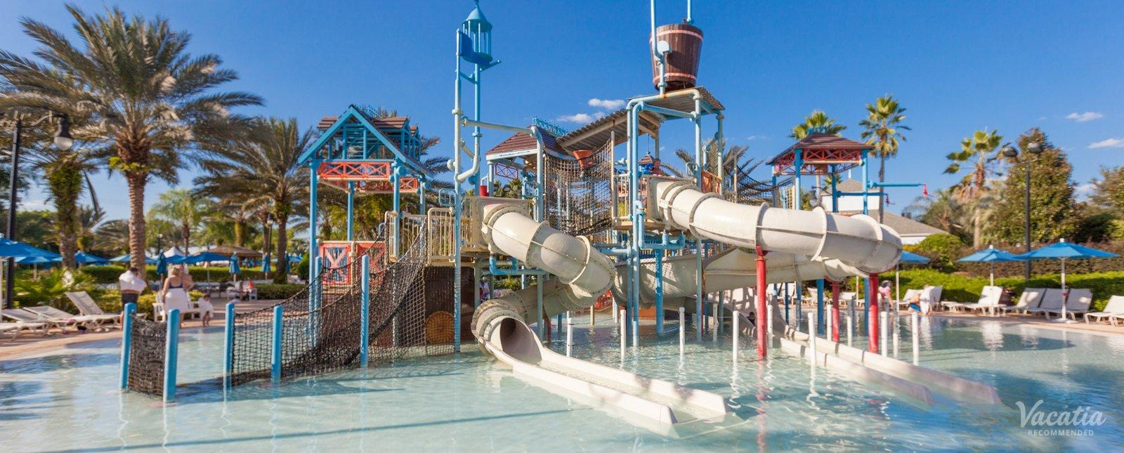 Reunion Resort Orlando Water Park