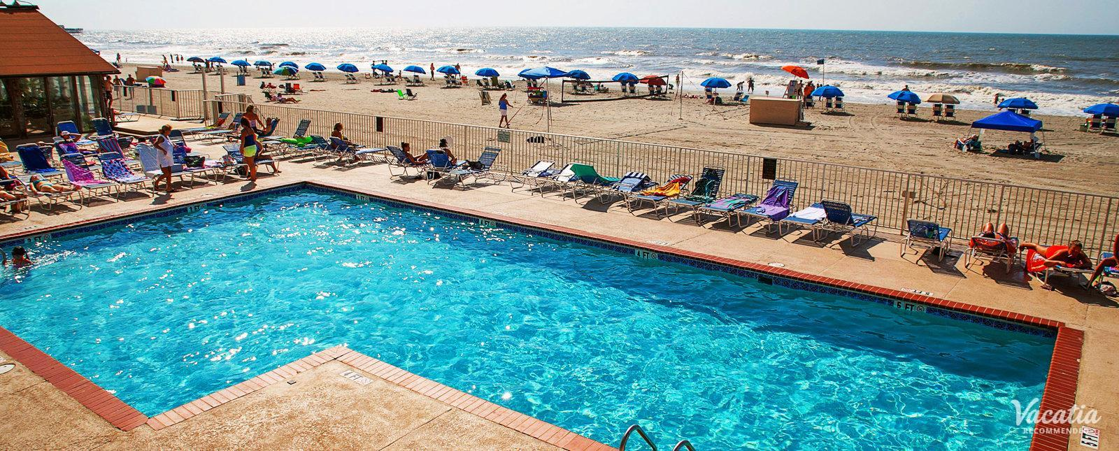 Sands Ocean Club Pool
