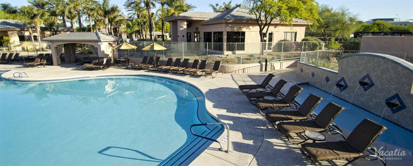 Scottsdale Links Resort Pool