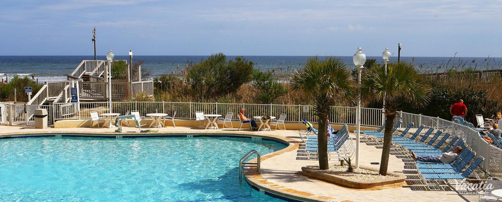 Sea Watch Resort Pools