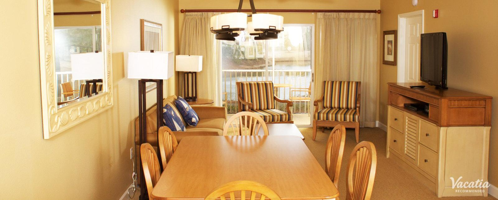 Sheraton Broadway Plantation Resort Villas family condo rentals