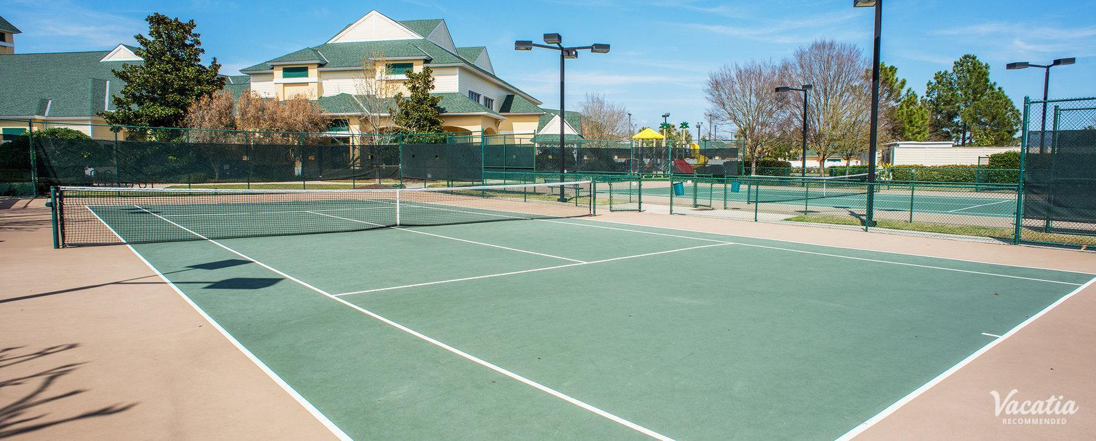 Sheraton Broadway Plantation Resort Villas resort tennis courts