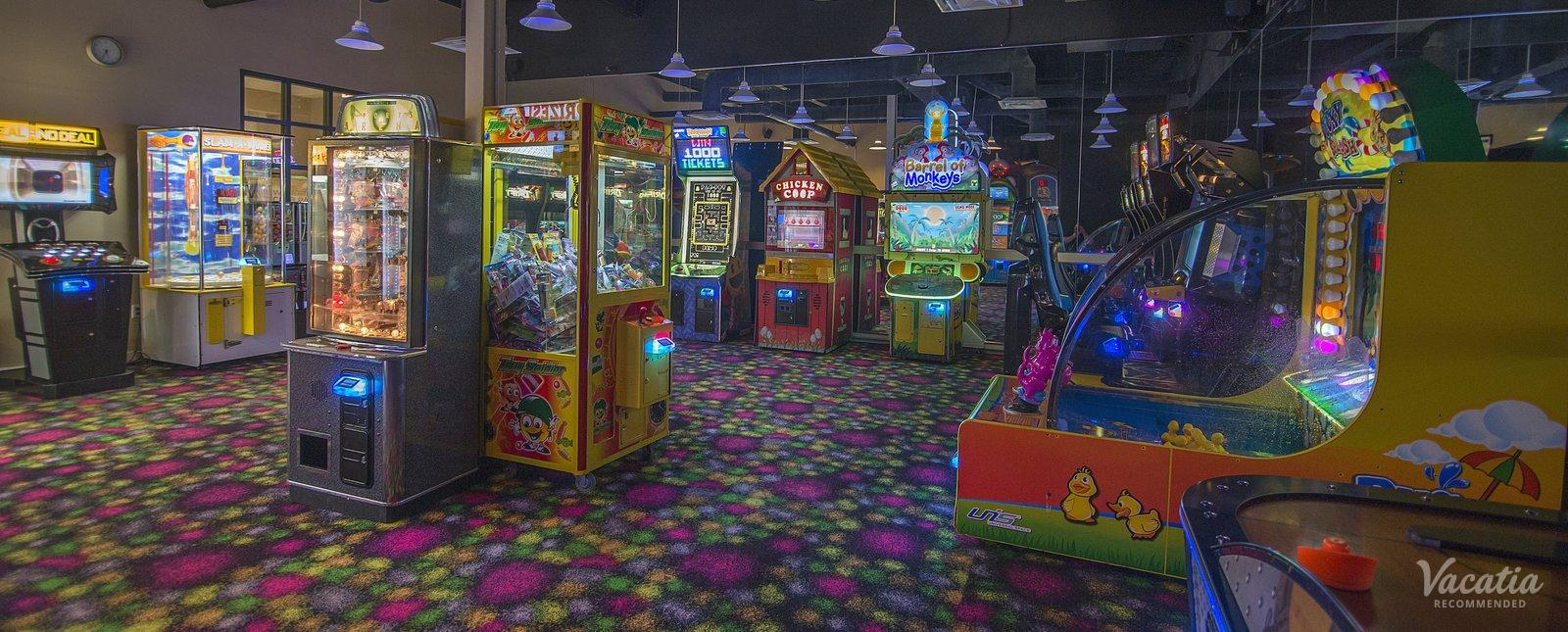 Star Island Resort Arcade