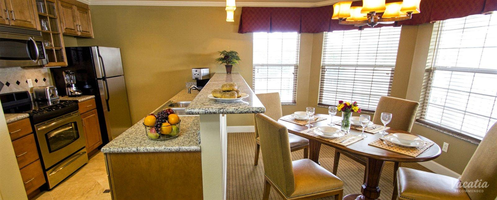 Suites at Fall Creek Kitchen