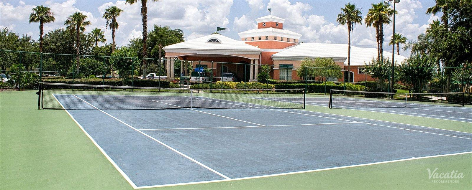 Summer Bay Resort Tennis Courts