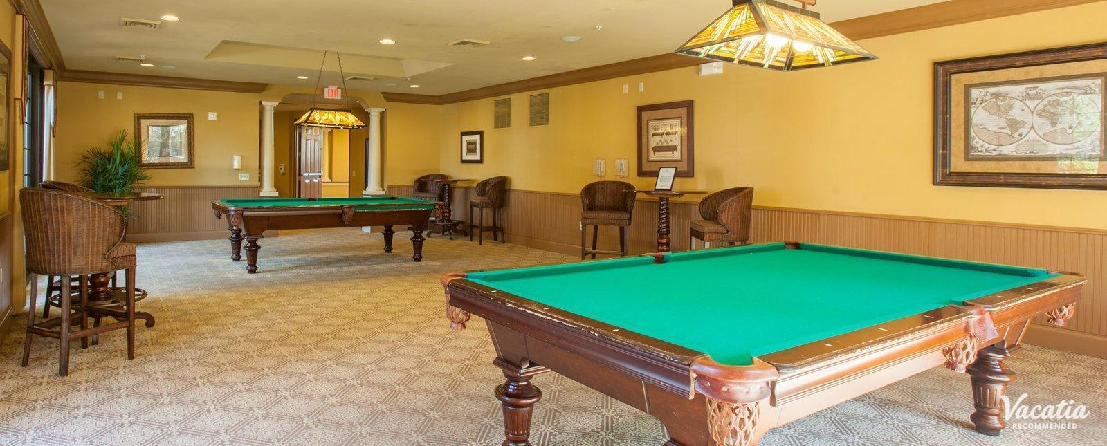 The Berkley Resort Game Room