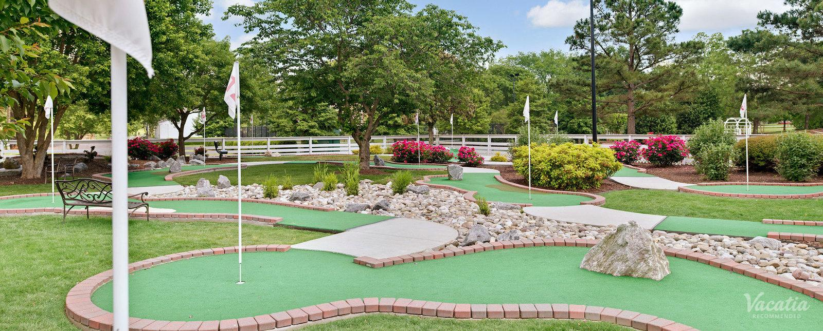 The Historic Powhatan Resort Mini Golf