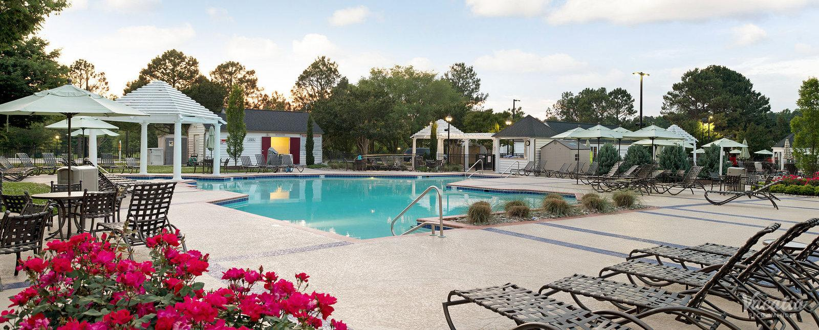 The Historic Powhatan Resort Pool