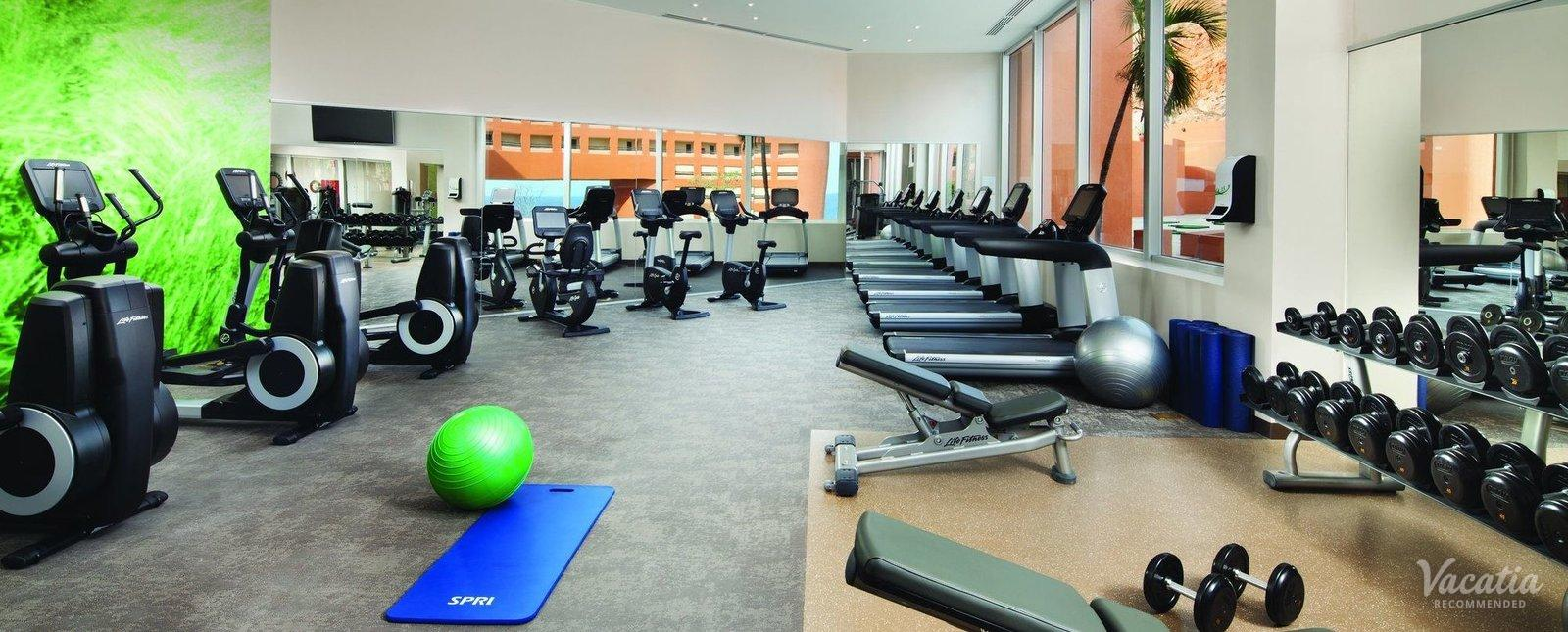 The Westin Los Cabos Resort Villas & Spa Fitness Center