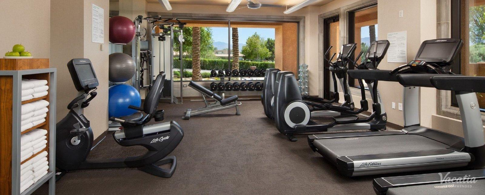 The Westin Mission Hills Resort Villas Fitness Center