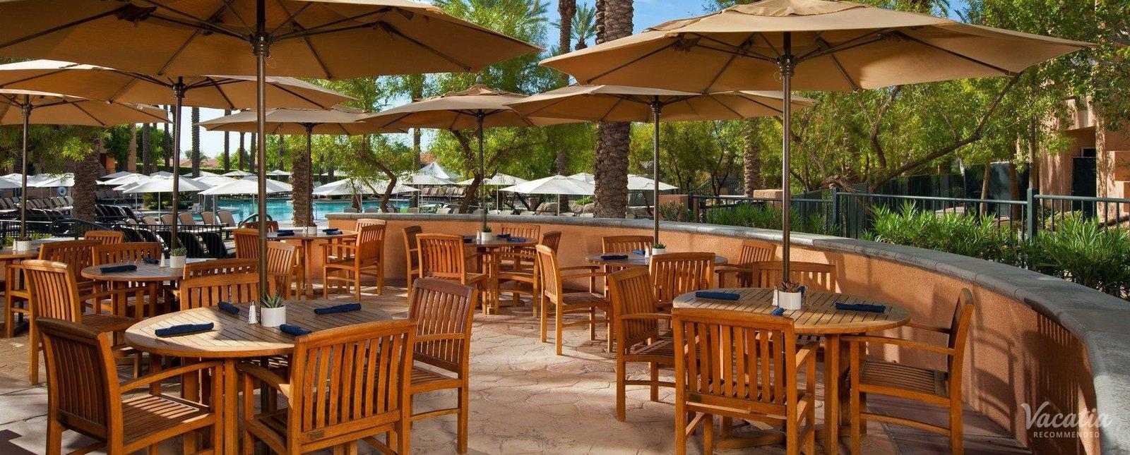 The Westin Mission Hills Resort Villas Poolside Restaurant