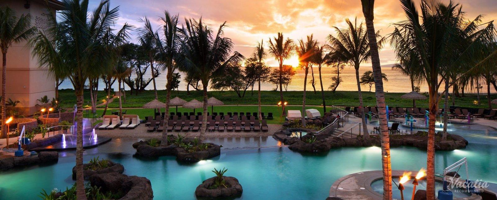 The Westin Nanea Ocean Villas Pools