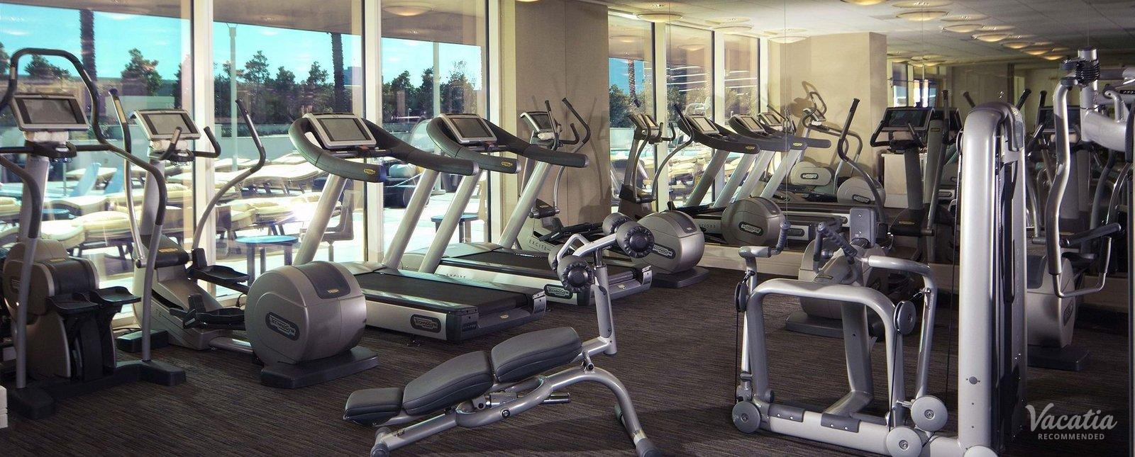 Trump International Hotel Las Vegas Fitness Center
