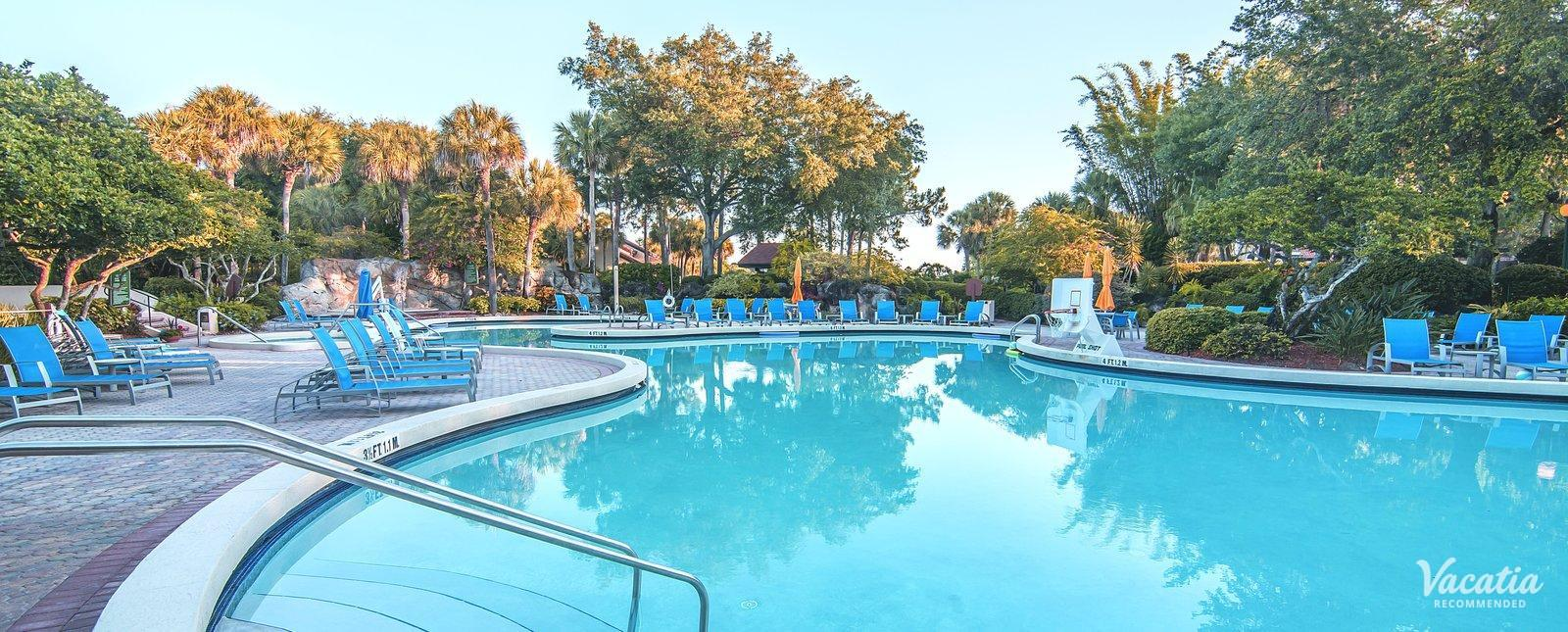 Villas of Grand Cypress family friendly pools