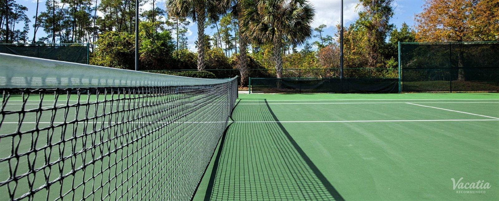 Vistana Villages Resort Villas Tennis Courts