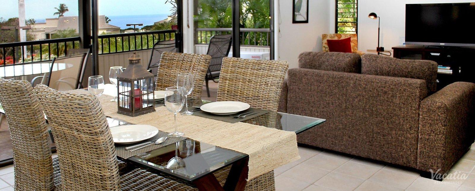 Wailea Ekolu Village large condo for rent