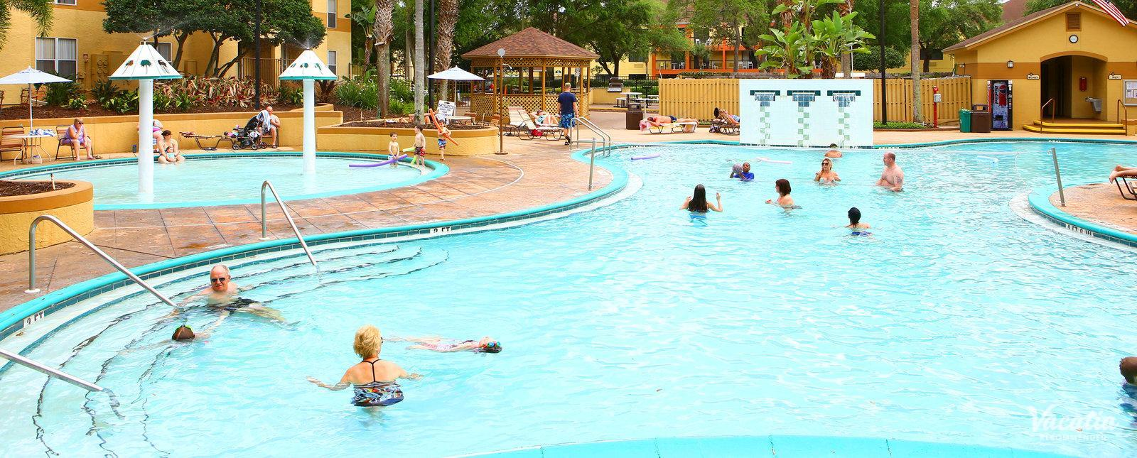 Westgate Blue Tree family friendly pools
