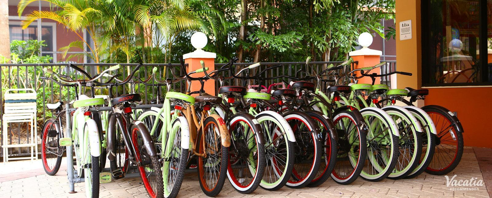 Westgate Lakes Resort Bicycles
