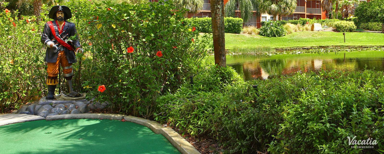 Westgate Lakes Resort Mini Golf
