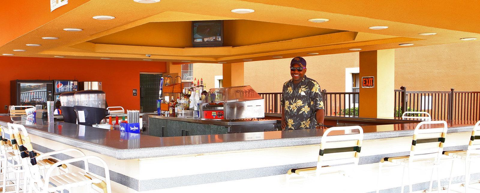 Westgate Lakes Resort Pool Bar