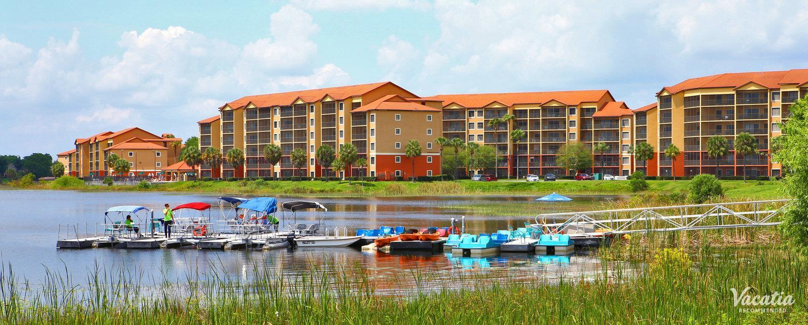 Westgate Lakes Resort & Spa Lake