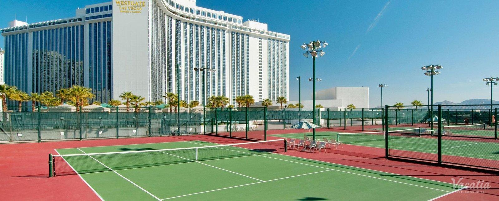 Westgate Las Vegas Resort Tennis Courts