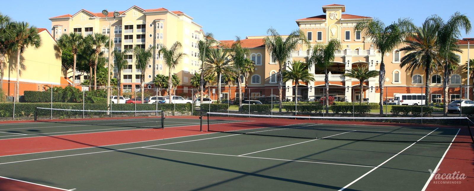 Westgate Town Center resort tennis courts