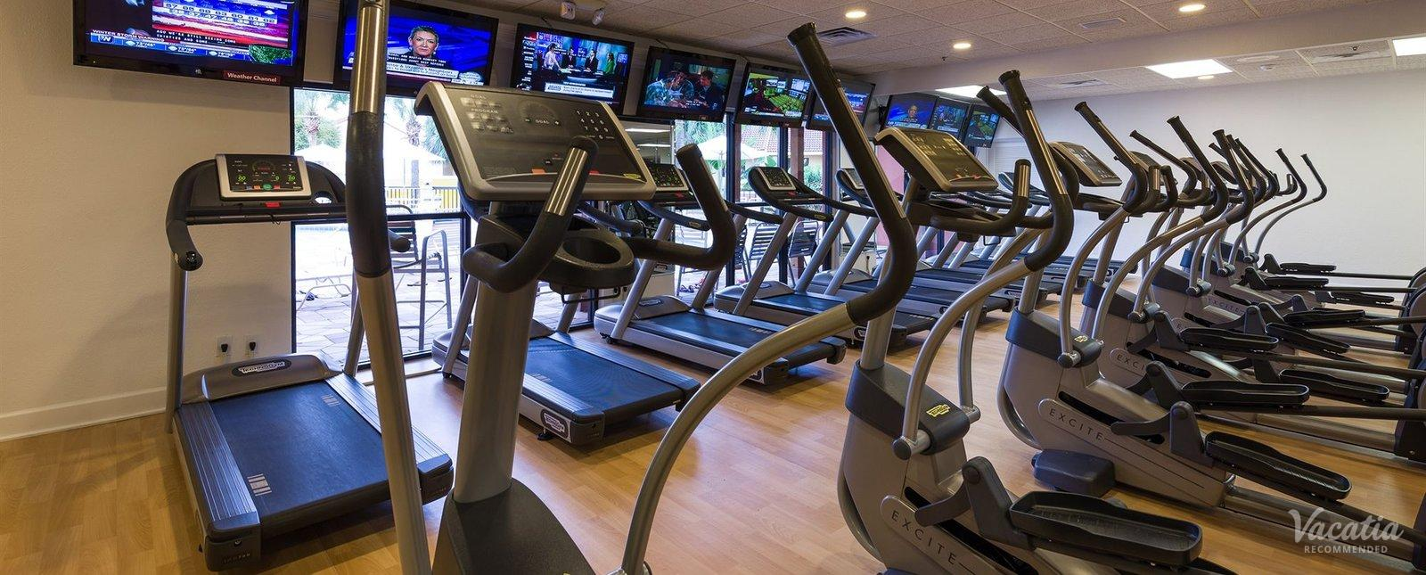 Westgate Vacation Orlando Villas Fitness Center