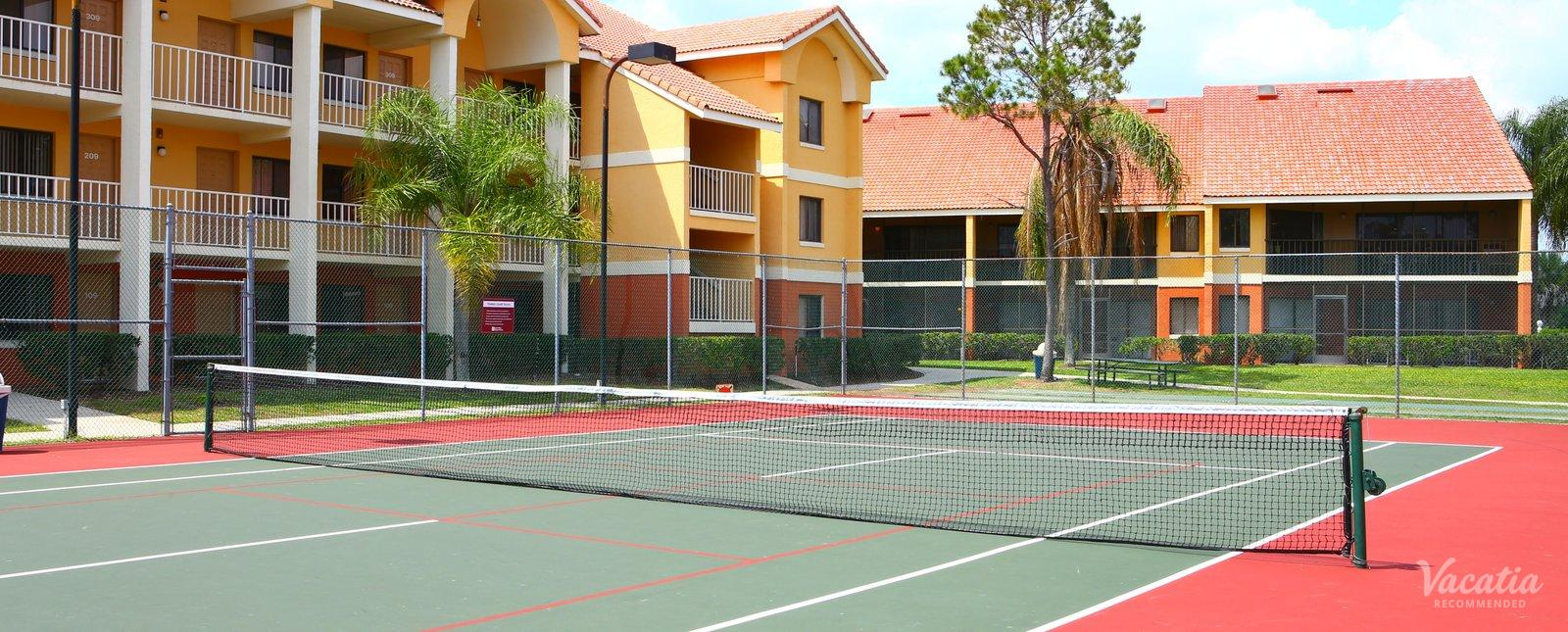 Westgate Vacation Villas Orlando  Tennis Court