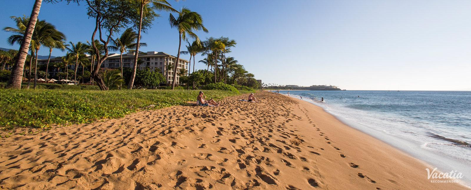 Westin Kaanapali Resort Villas Beachfront
