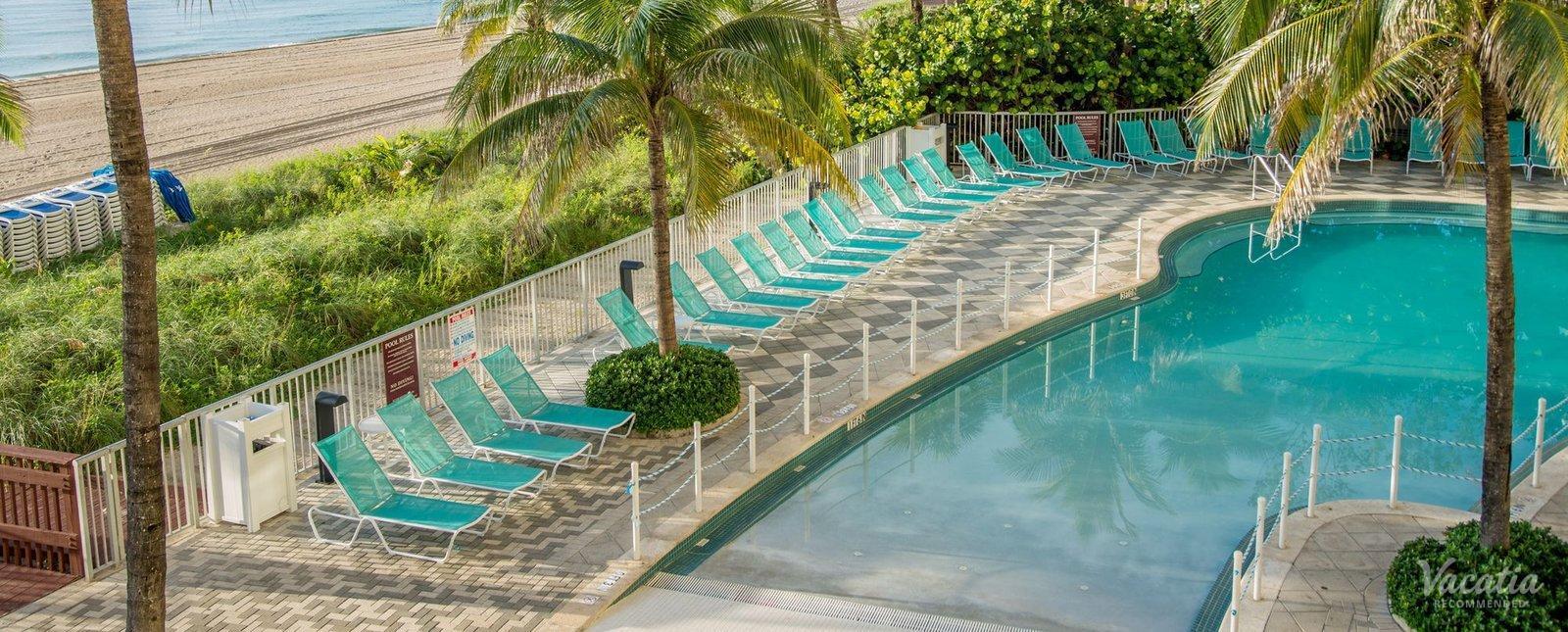 Doubletree Miami Beach - Miami Beach Resort & Spa | Vacatia