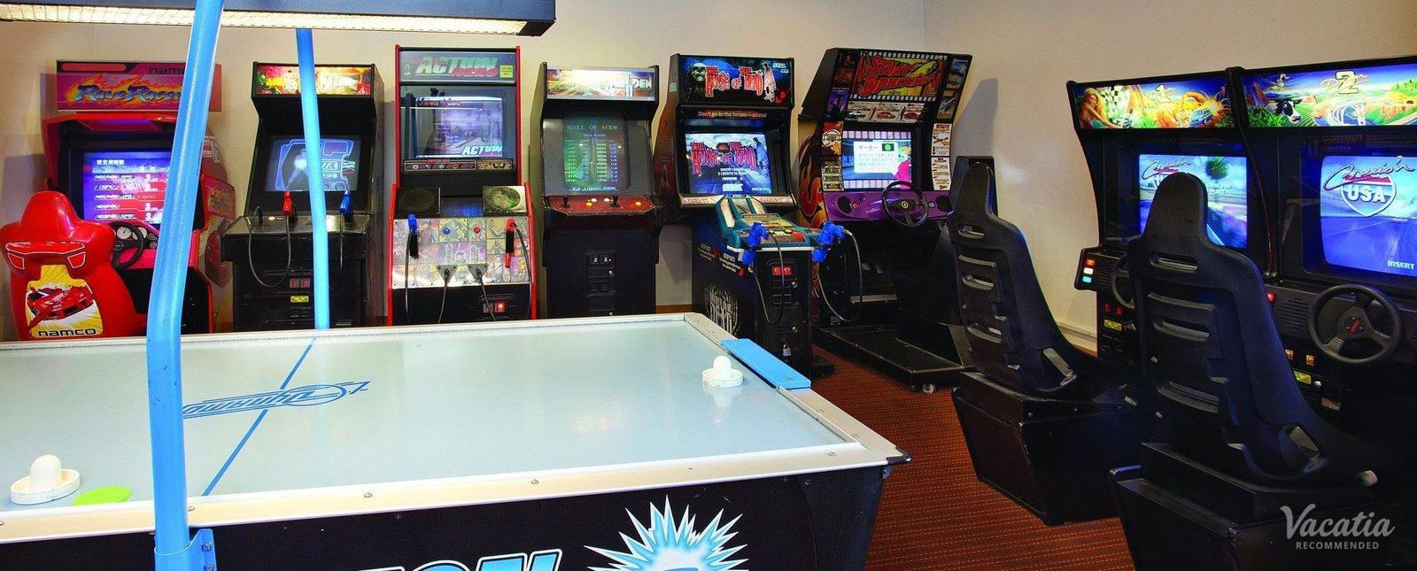 WorldMark Big Bear Resort Game Room