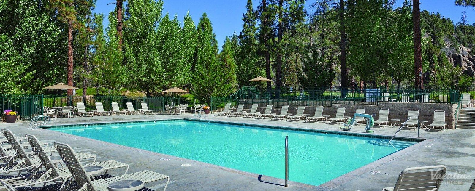 WorldMark Big Bear Resort Pool