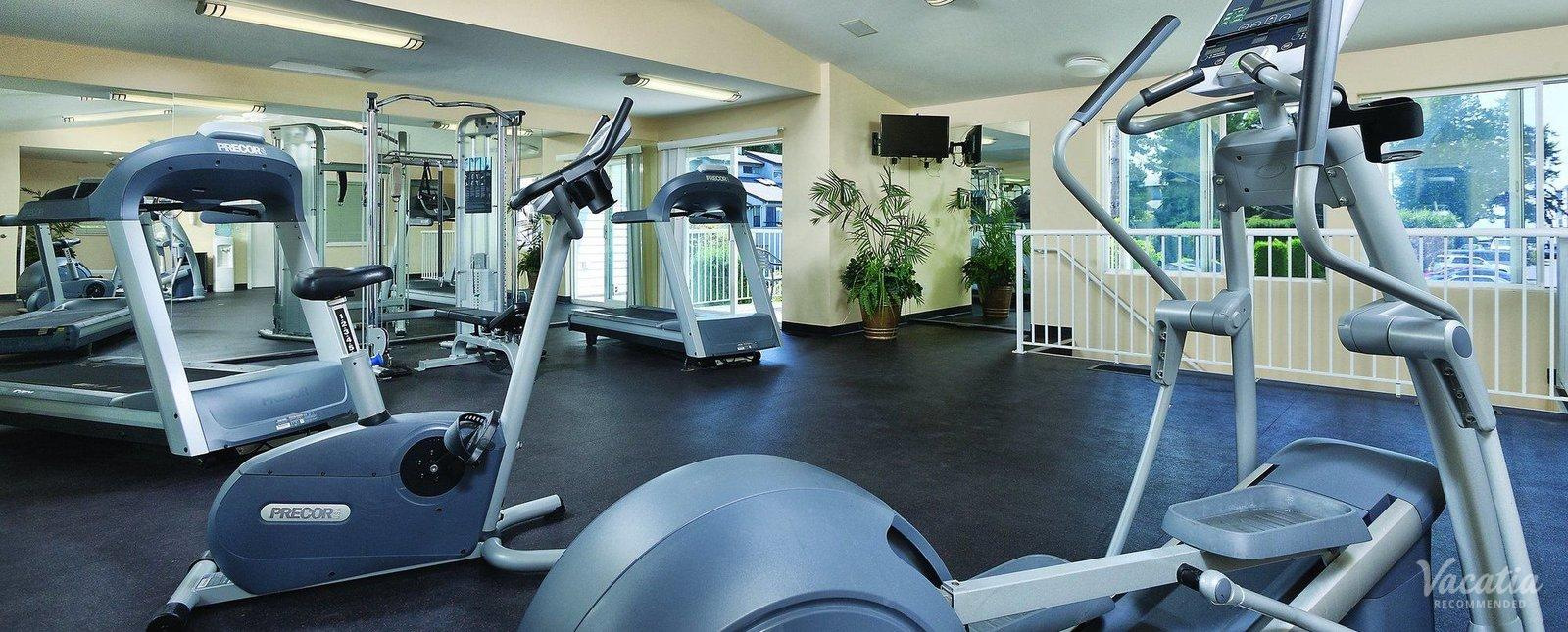 WorldMark Birch Bay Fitness Center