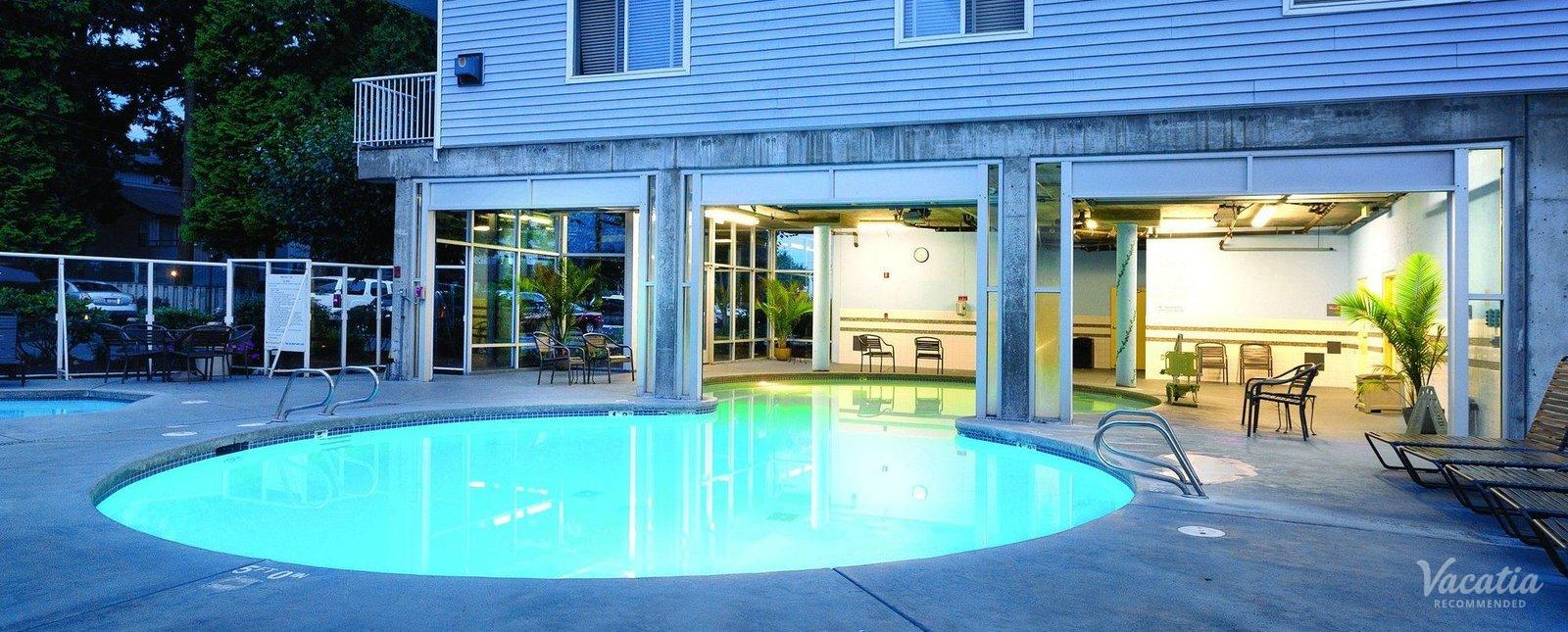 WorldMark Birch Bay Pool