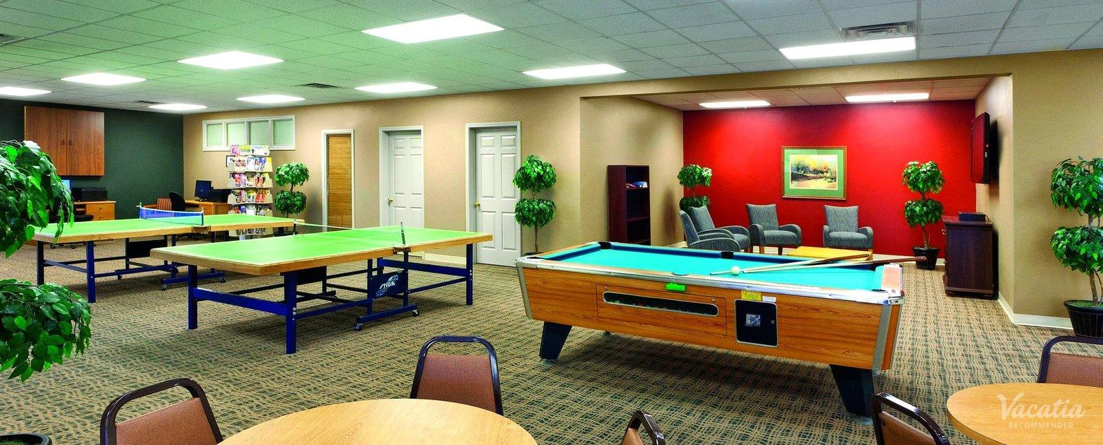 WorldMark Branson Game Room