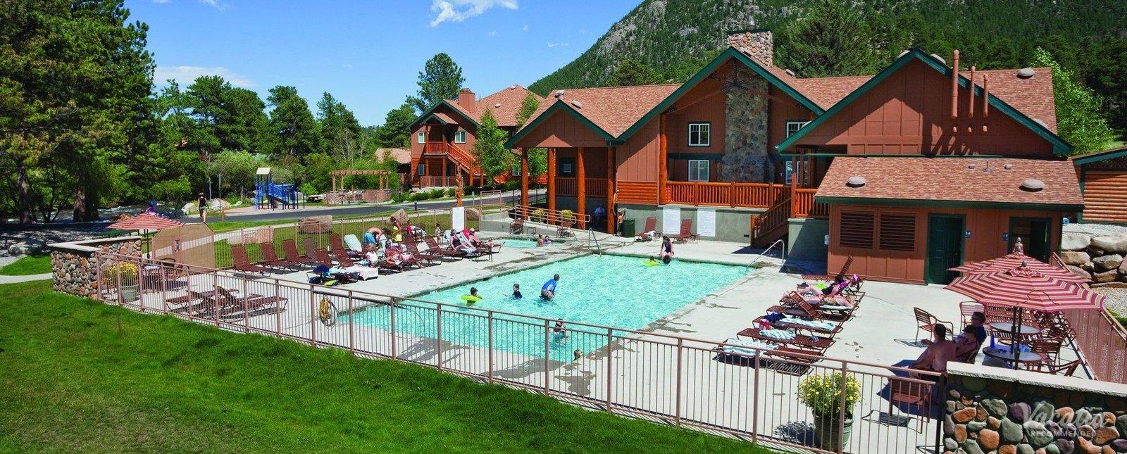 WorldMark Estes Park Pool