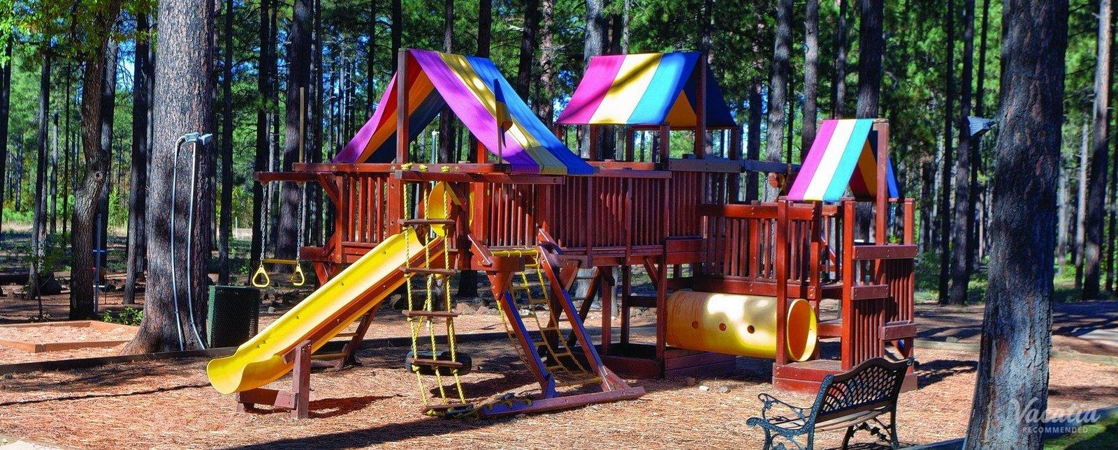 WorldMark Pinetop Arizona Playground