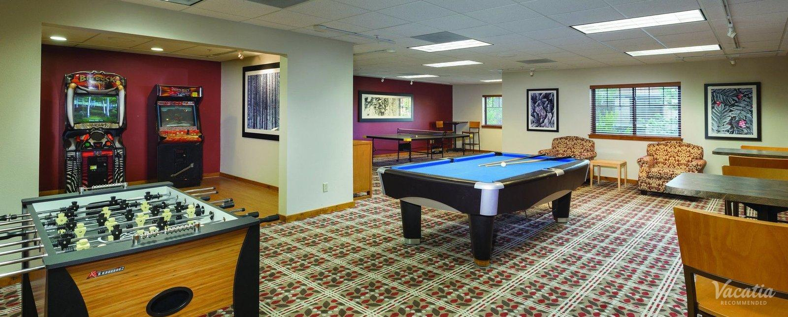 WorldMark West Yellowstone Game Room