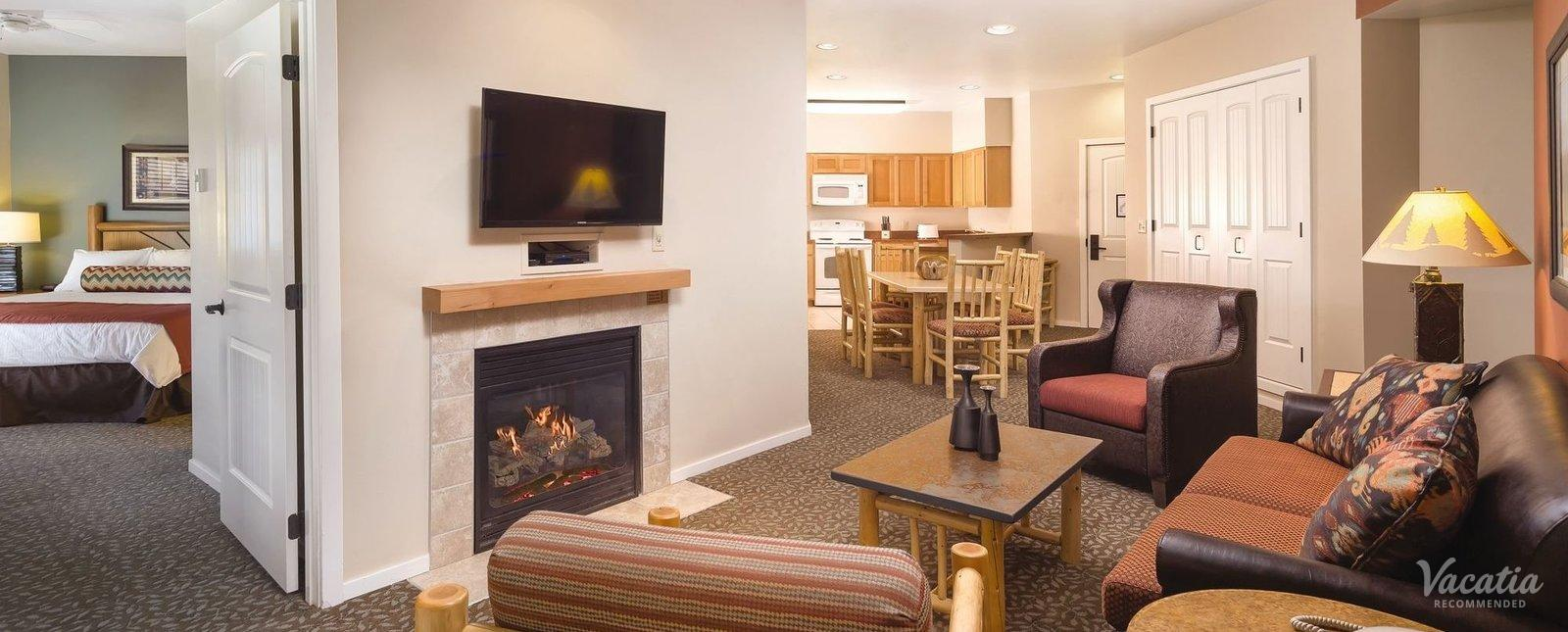 WorldMark West Yellowstone Rooms