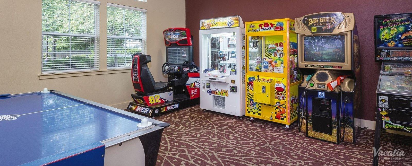 WorldMark Windsor Resort Game Room
