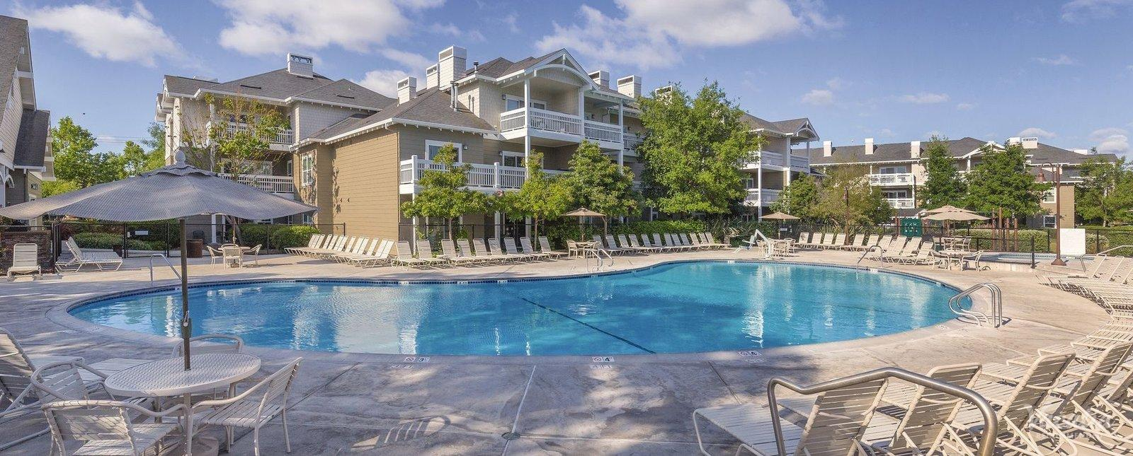WorldMark Windsor Resort Pools