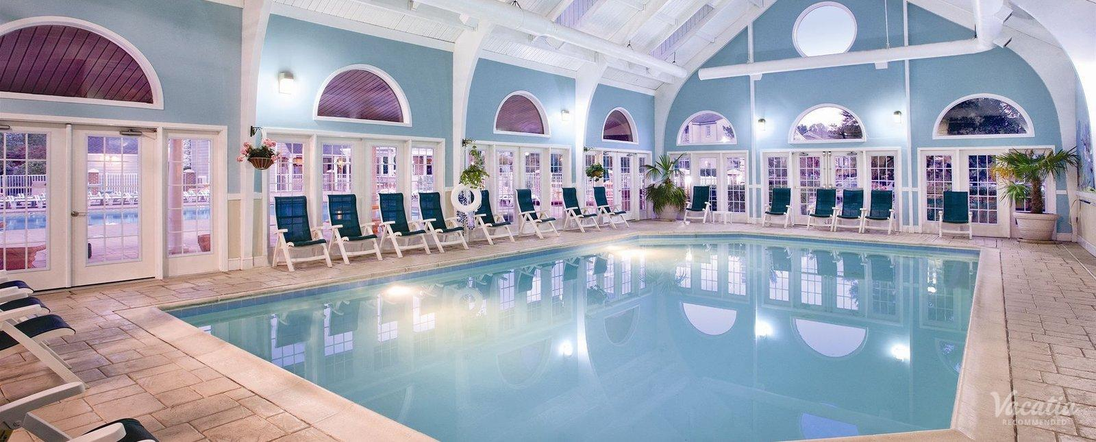 Wyndham Kingsgate Williamsburg Indoor Pool
