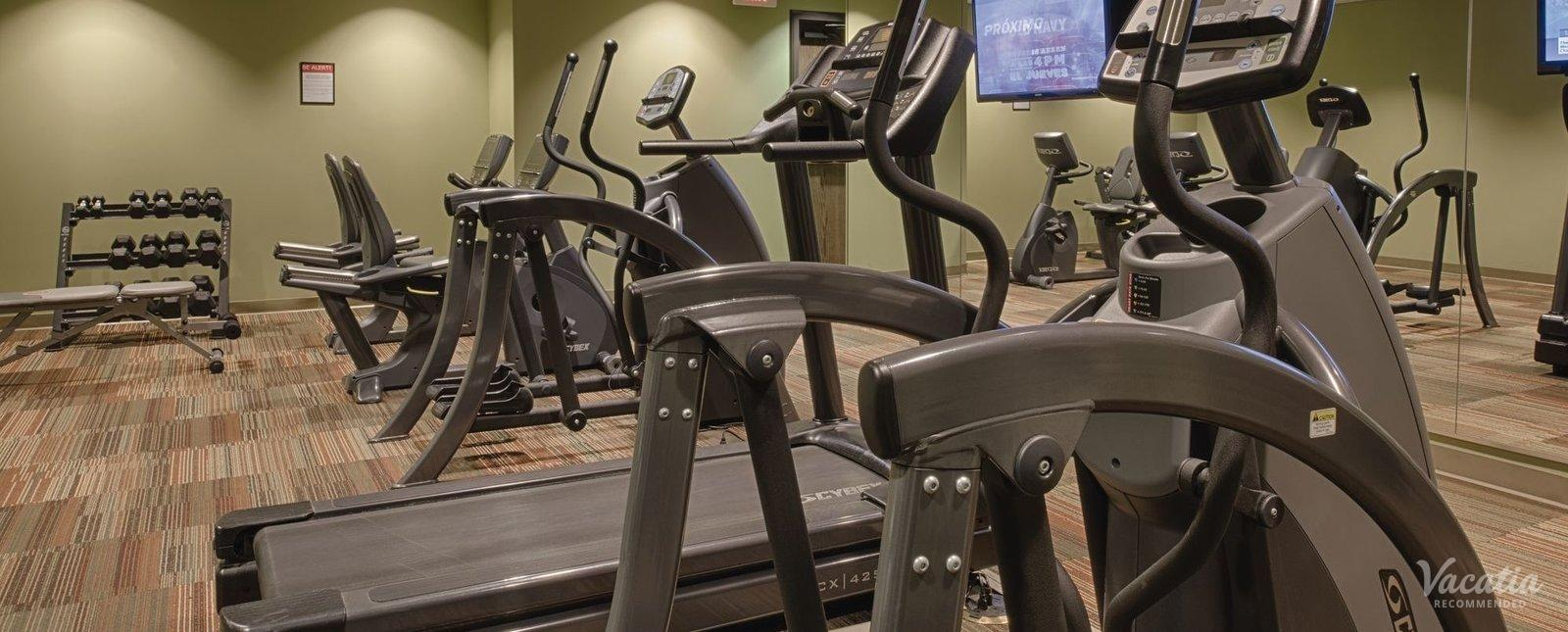 Wyndham La Cascada Fitness Center